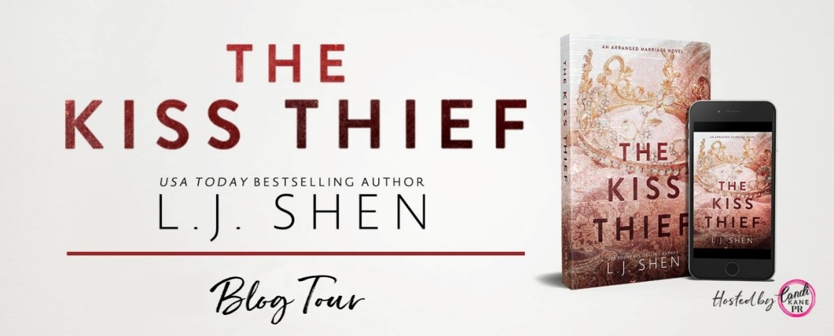 Happy Release Day & Blog Tour!!  The Kiss Thief by L.J. Shen