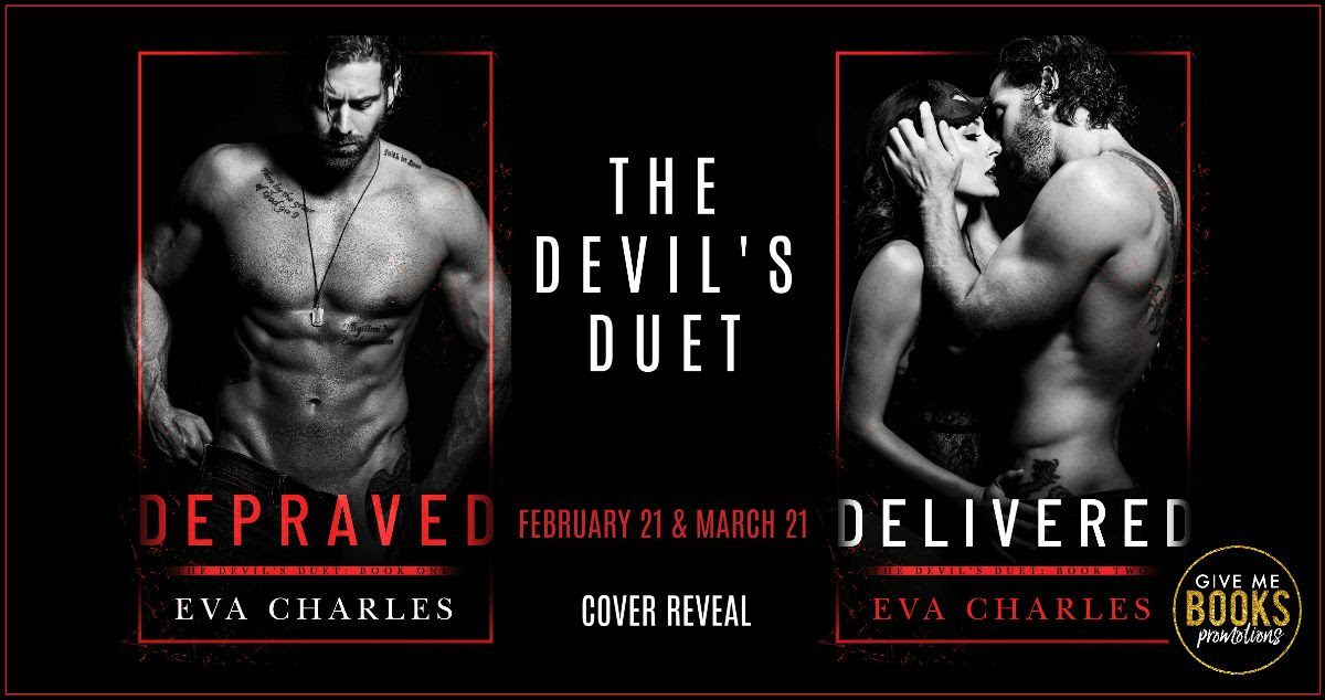 Cover Reveal!! The Devil's Duet by EvaCharles