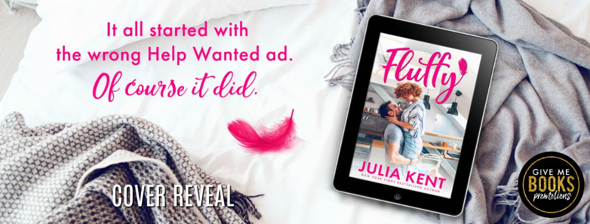 Cover Reveal & Excerpt!! Fluffy by JuliaKent