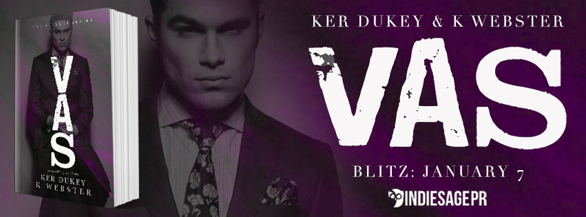 Happy Release Day!! Vas by Ker Dukey & K. Webster