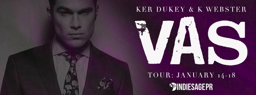 Blog Tour!! Vas by Ker Dukey & K. Webster