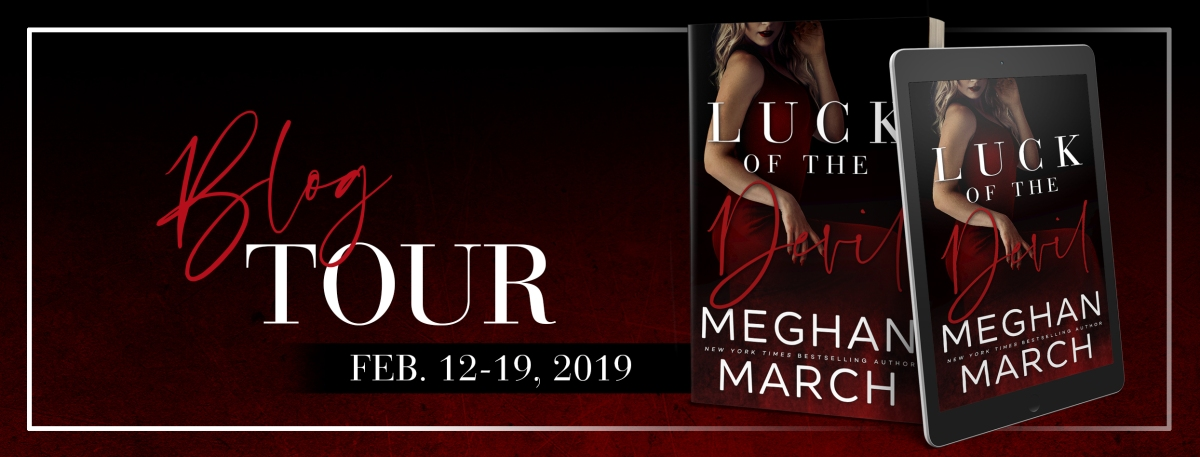 Happy Release Day & Review!! Luck of the Devil by Meghan March