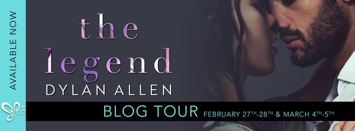 Blog Tour!! The Legend by DylanAllen
