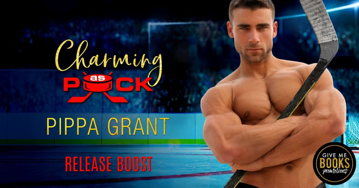 Blog Tour!! Charming as Puck by PippaGrant