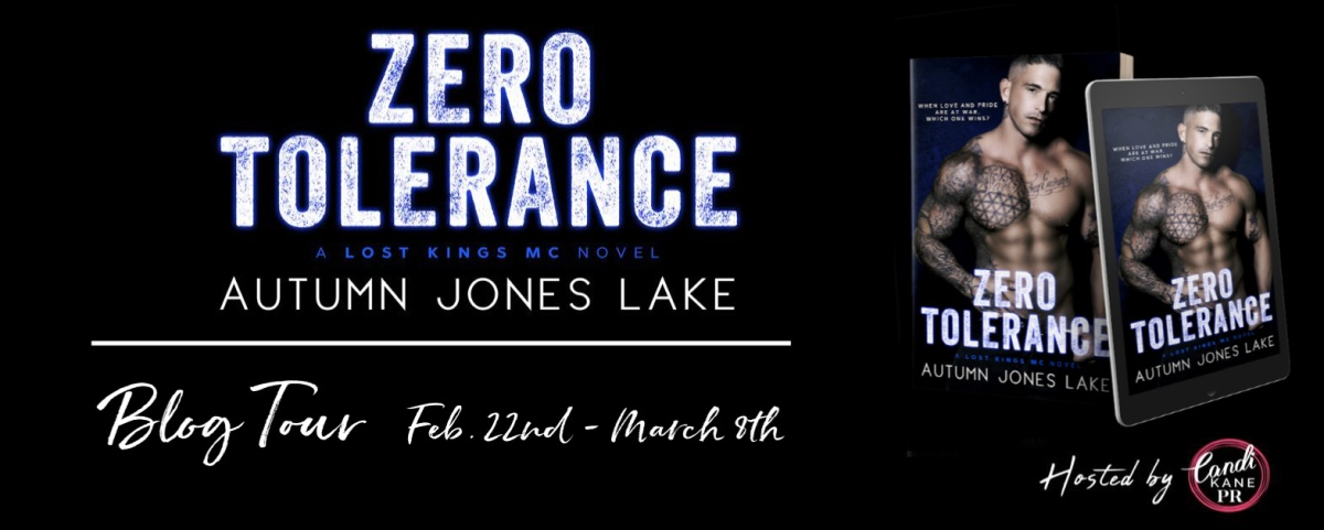 Blog Tour & Review!! Zero Tolerance by Autumn JonesLake