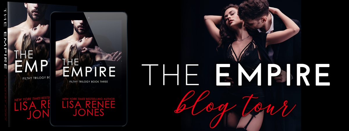 Blog Tour & Review!! The Empire by Lisa Renee Jones