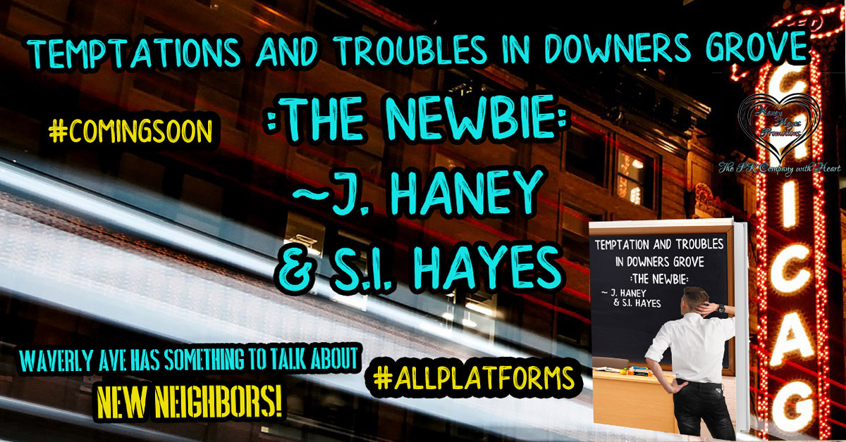 Blog Tour! The Newbie (Temptation and Troubles in Downers Grove, #1) by J. Haney & S.I.Hayes