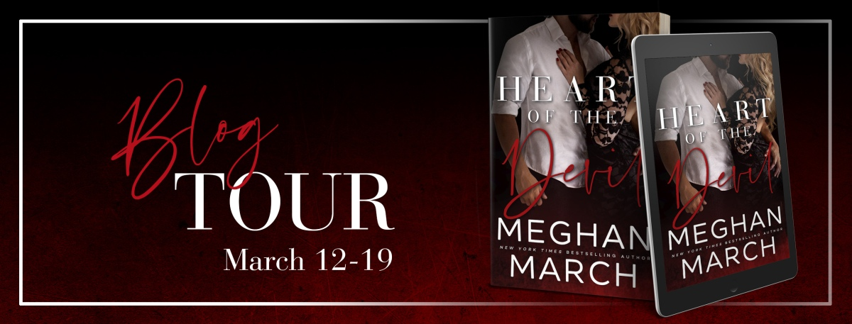 Happy Release Day & Review!! Heart of the Devil by Meghan March