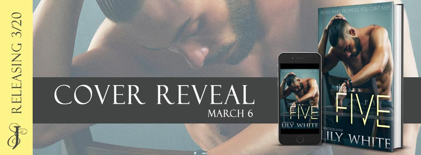Cover Reveal!! The Five by Lily White
