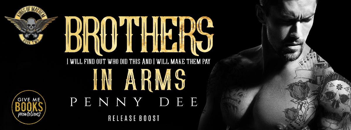 Release Boost!! Brothers in Arms by PennyDee