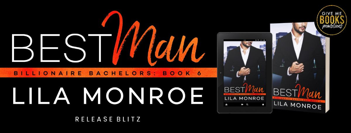 Happy Release Day & Review! Best Man by Lila Monroe