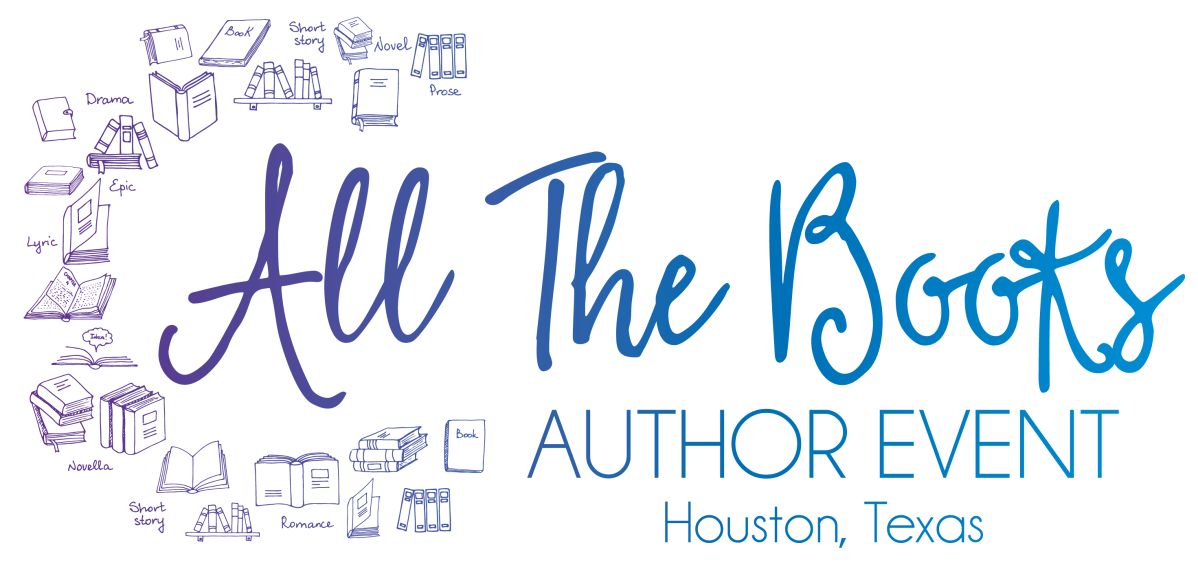 Coming Soon!! All the Books Author Signing Event