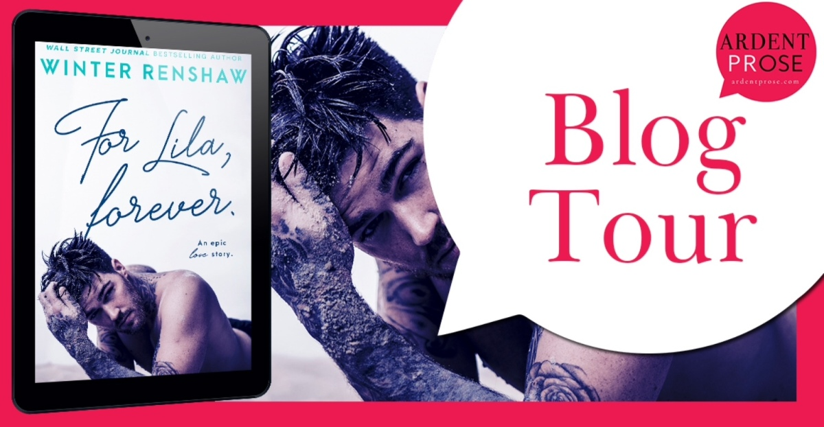 Blog Tour! For Lila, Forever by WinterRenshaw