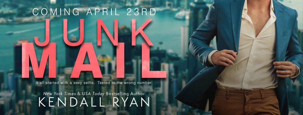 Excerpt Reveal!! Junk Mail by KendallRyan
