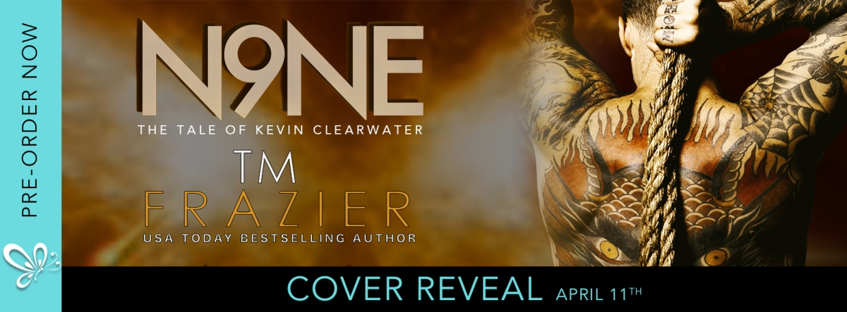 Cover Reveal!! N9ne by T.M. Frazier