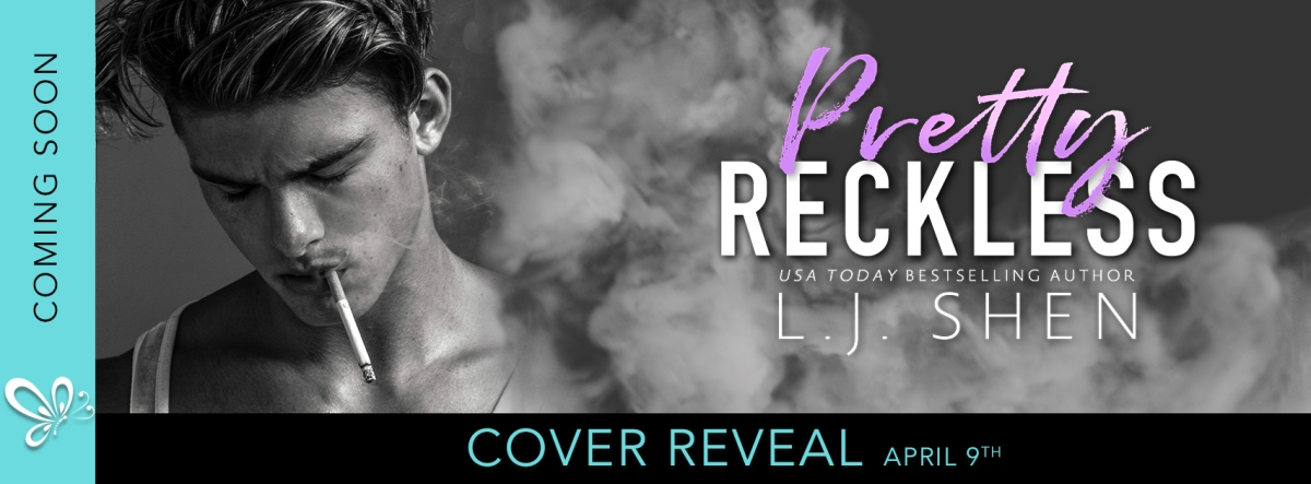 Cover Reveal! Pretty Reckless by L.J.Shen