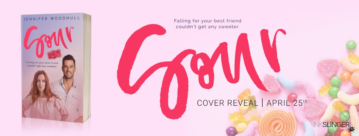 Cover Reveal! Sour by JenniferWoodhull