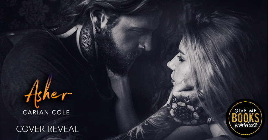 Cover Reveal!! Asher by CarianCole
