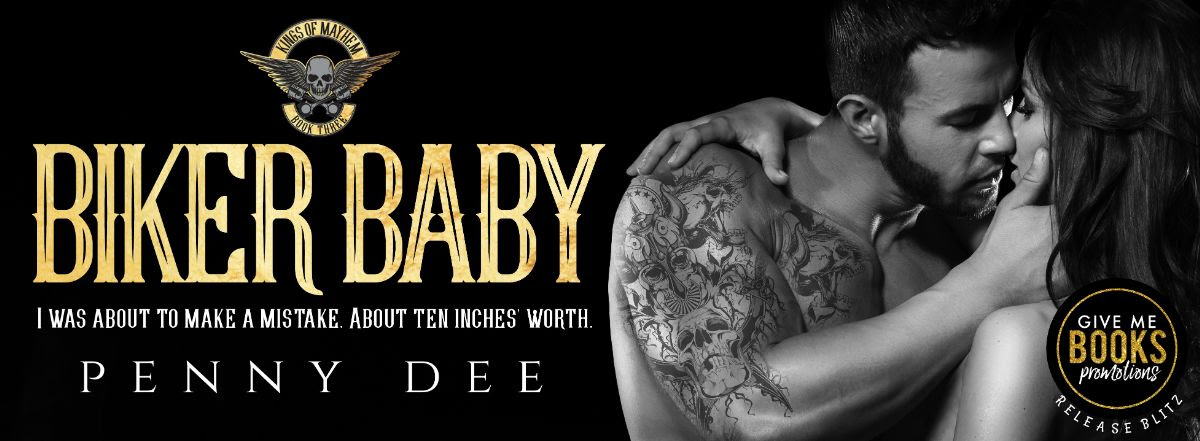 Happy Release Day & Review!! Biker Baby by PennyDee