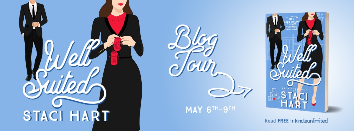 Blog Tour!! Well Suited by StaciHart
