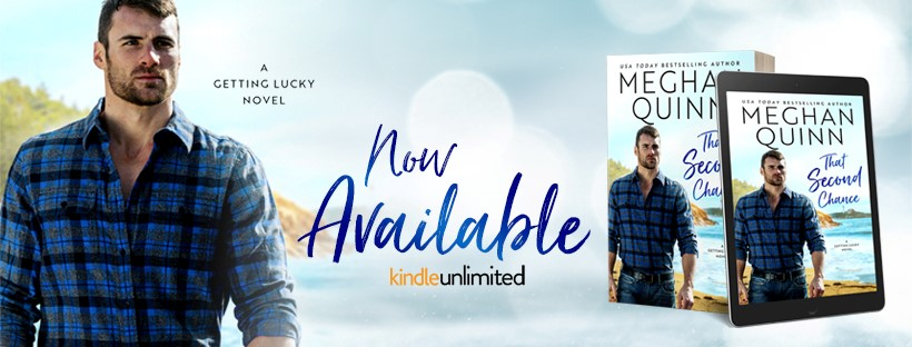 Happy Release Day & Review!! That Second Chance by MeghanQuinn