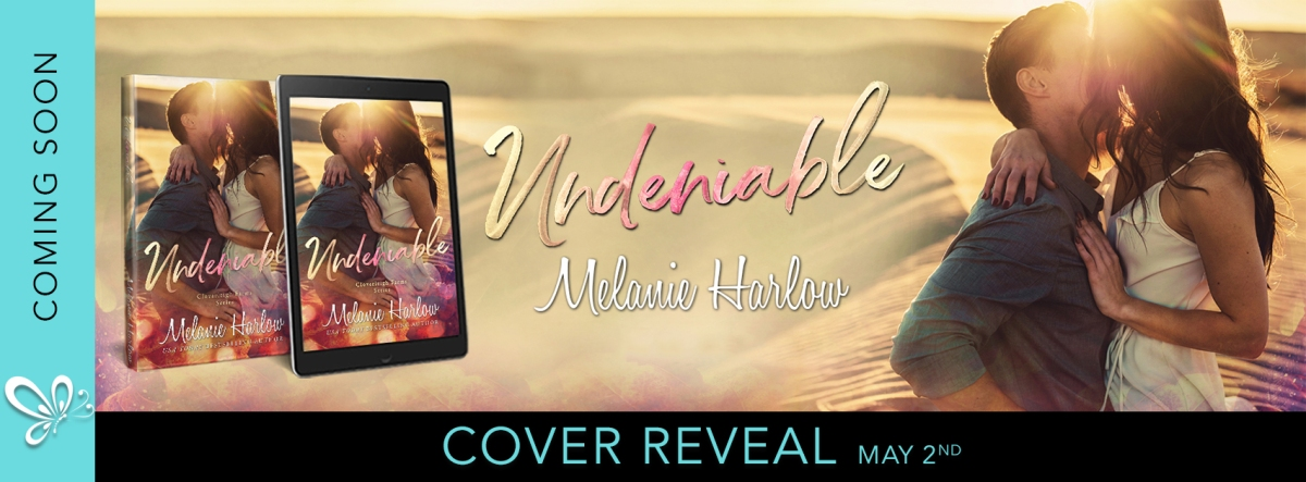Cover Reveal!! Undeniable by Melanie Harlow
