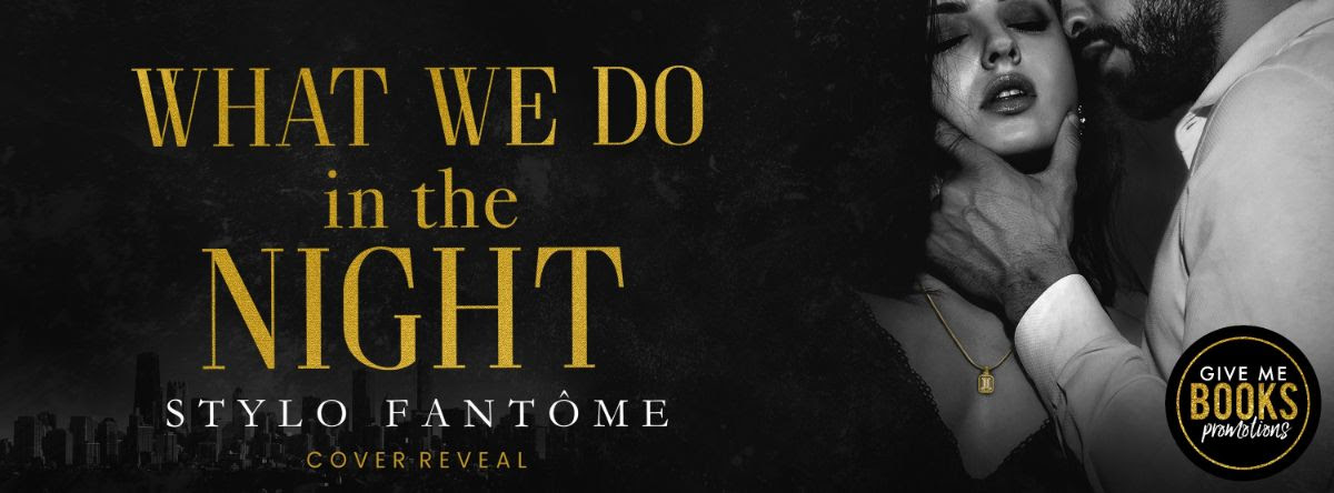 Cover Reveal!! What We Do in the Night by StyloFantôme