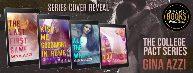 Cover Reveal!! The College Pact Series by GinaAzzi