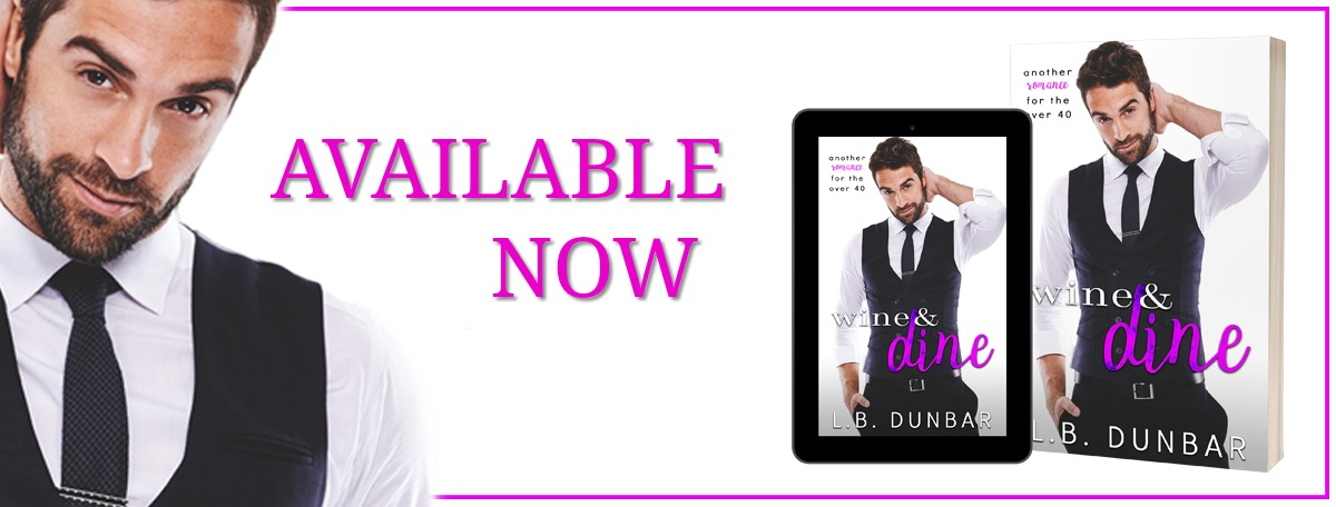 Happy Release Day & Review!!! Wine&Dine by LBDunbar
