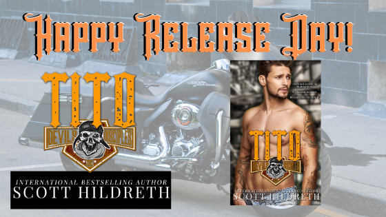 Happy Release Day & Review!!  Tito by Scott Hildreth