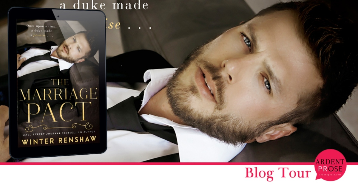 Blog Tour!! The Marriage Pact by Winter Renshaw