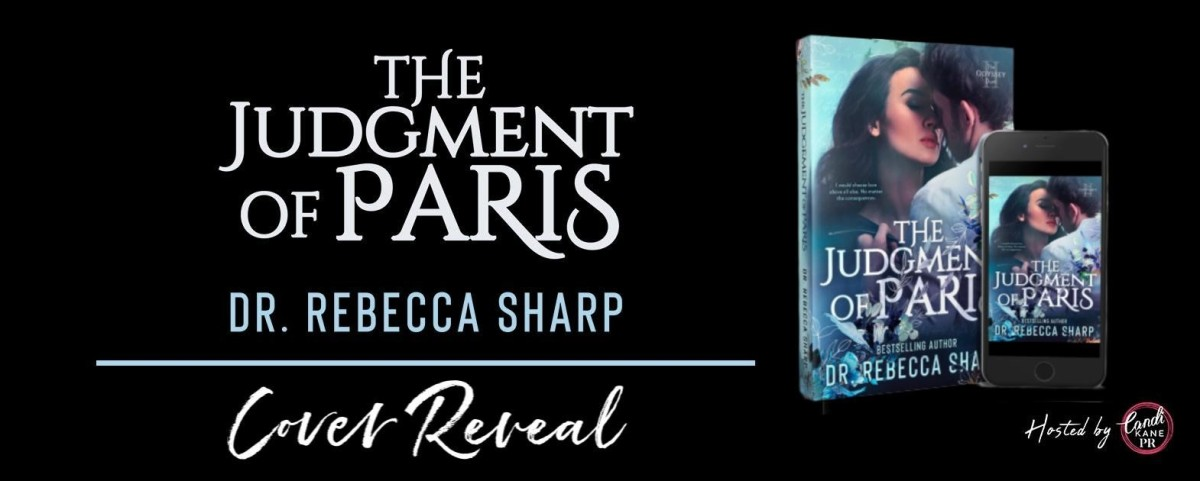 Cover Reveal!! The Judgement of Paris by Dr. Rebecca Sharp