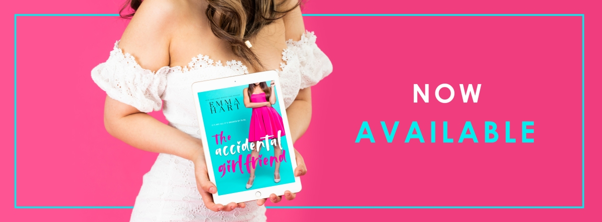 Happy Release Day & Review!! The Accidental Girlfriend by Emma Hart