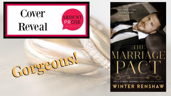Cover Reveal!! The Marriage Pact by WinterRenshaw