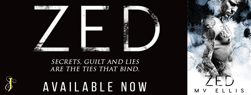 Happy Release Day & Review!! Zed by M.V.Ellis
