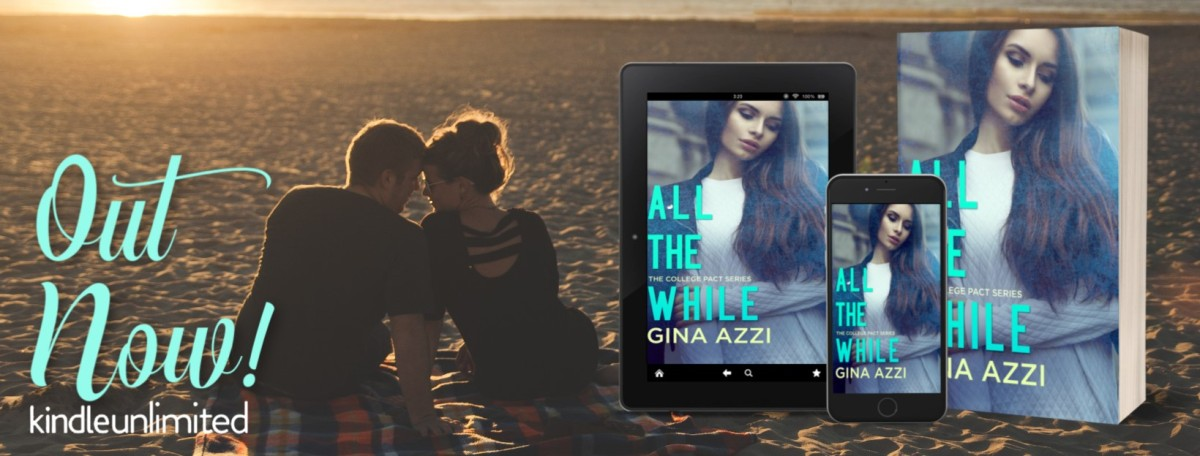 Happy Release Day & Review!! All The While by GinaAzzi