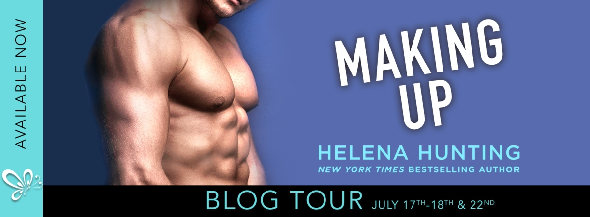 Blog Tour!! Making Up by Helena Hunting