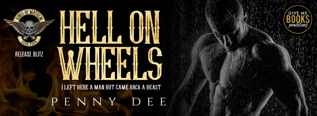 Happy Release Day & Review!!! Hell on Wheels by Penny Dee