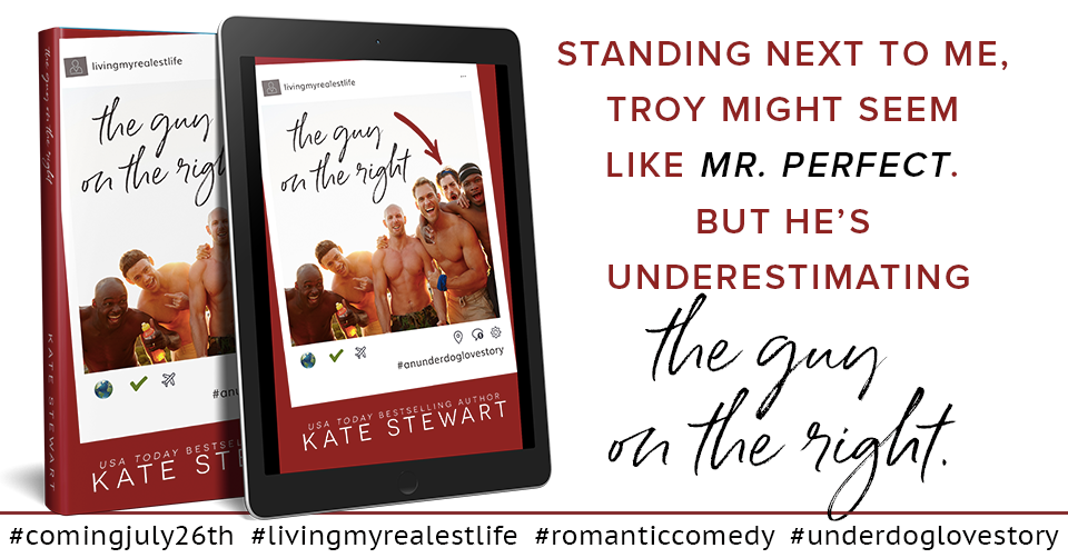 Teaser Tuesday!! The Guy on the Right by KateStewart