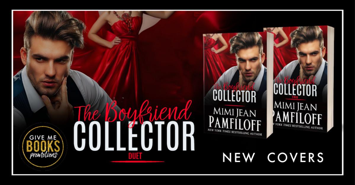 Cover Re-Reveal!! The Boyfriend Collector by Mimi JeanPamfiloff
