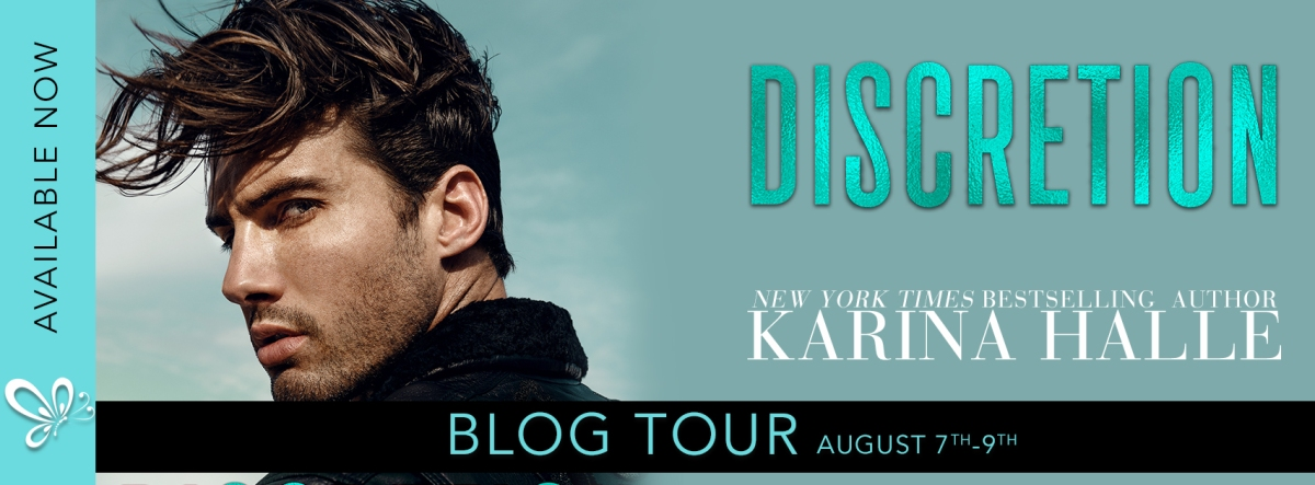 Blog Tour! Discretion by KarinaHalle