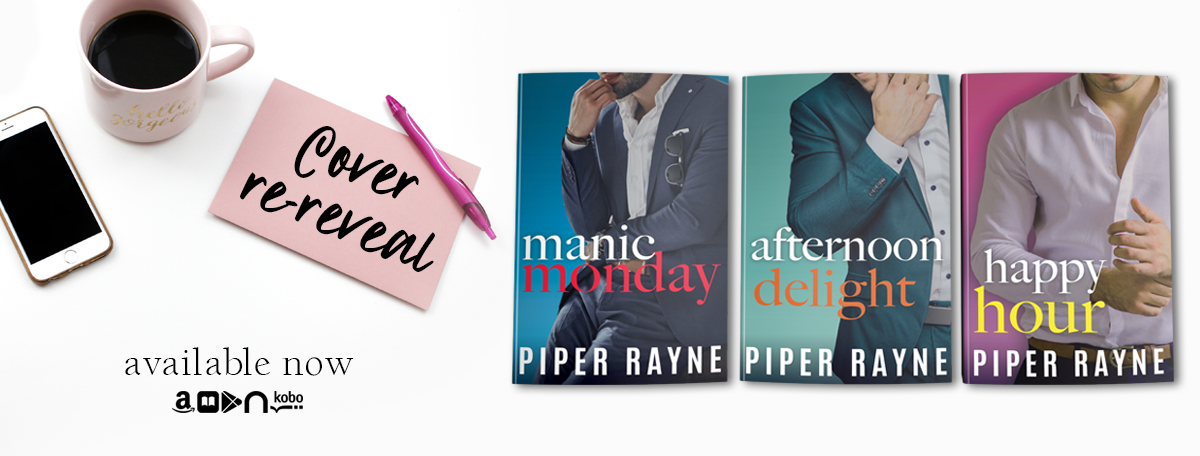 New Cover Reveal!! The Charity Case Series by Piper Rayne