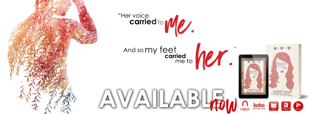 Happy Release Day & Review!! Beard With Me by Penny Reid