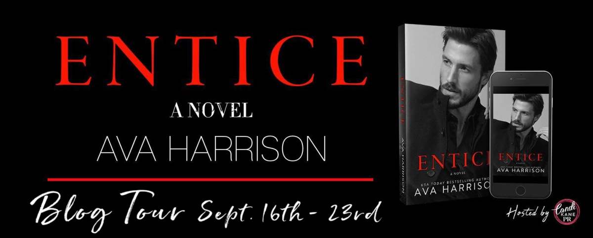 Happy Release Day & Review!! Entice by Ava Harrison