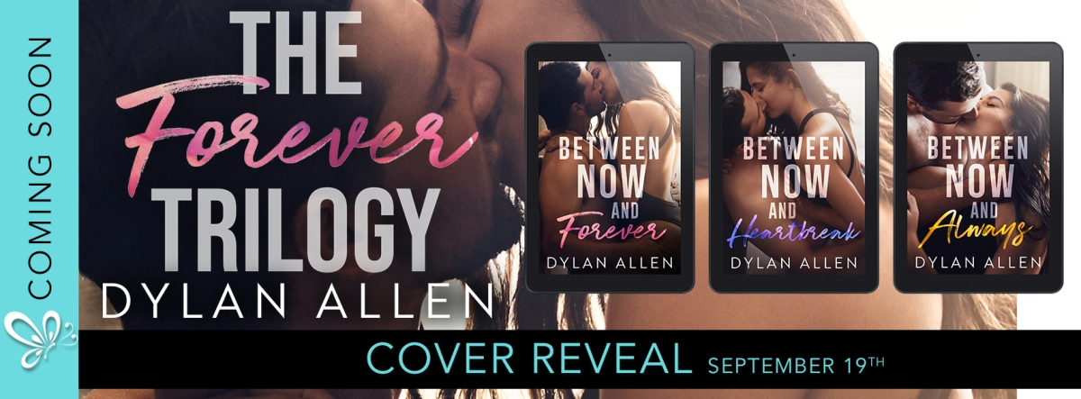 Cover Reveal!! The Forever Trilogy by DylanAllan