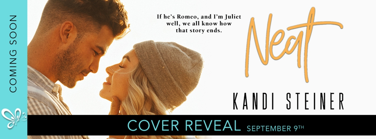 Cover Reveal!! Neat by KandiSteiner
