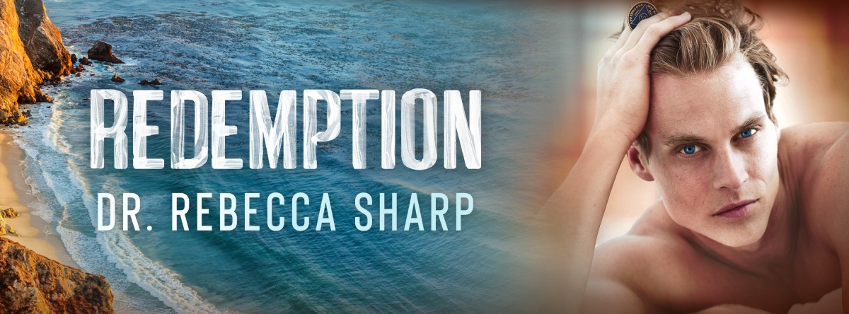 Cover Reveal!! Redemption by Dr. Rebecca Sharp