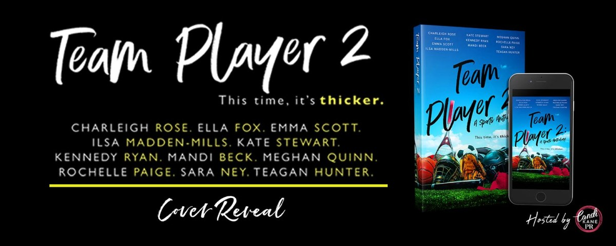 Cover Reveal!! Team Player 2 Anthology