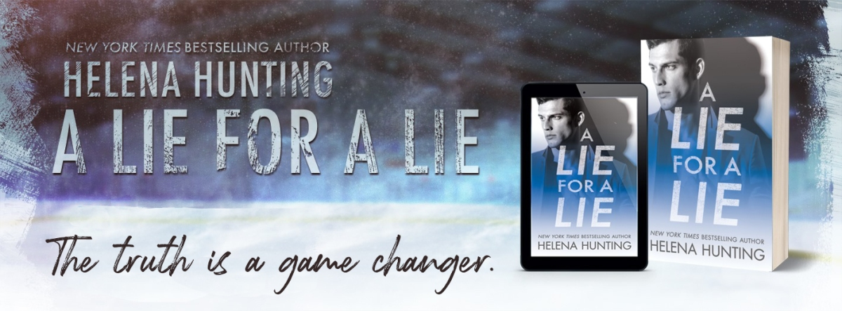 Coming Soon & Giveaway!!! A Lie for A Lie by HelenaHunting