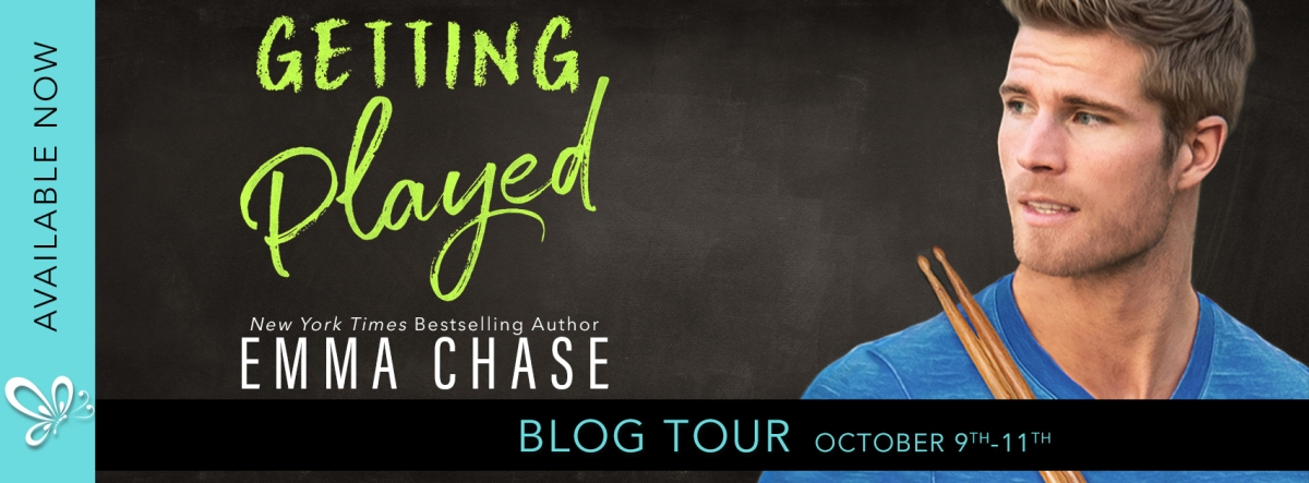 Blog Tour!! Getting Played by Emma Chase